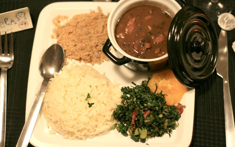 Brasilien in Portugal: EatWith Lucas