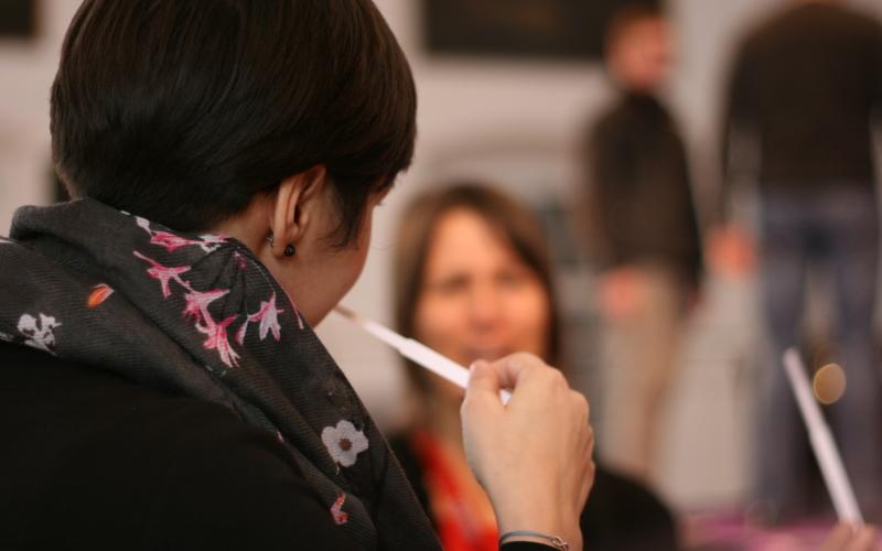 Was macht eigentlich eine Geruchsforscherin?