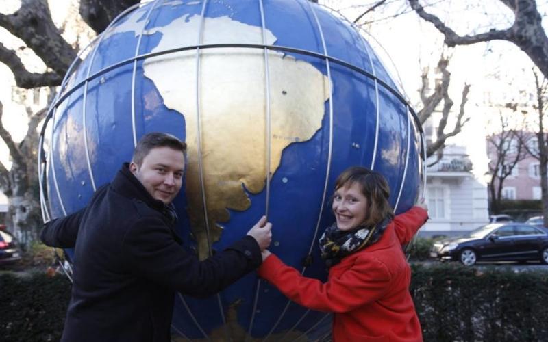 Mit Kochschürze auf Weltreise: Tastytale in den Stadt Nachrichten