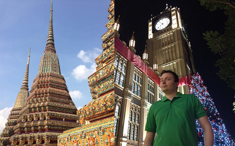 Bangkok: ein Annäherungsversuch an eine Stadt der Gegensätze
