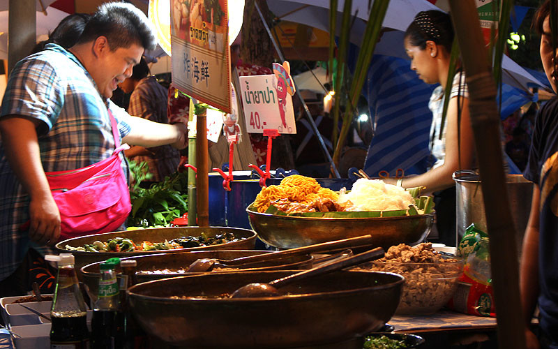 Thai-Food für Anfänger