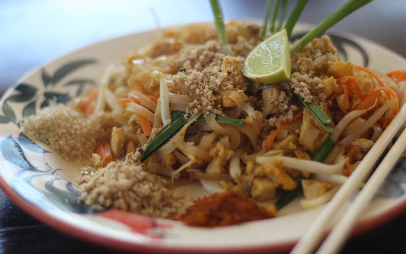 Tastytale in der Kochschule: Pad Thai in 2 1/2 Minuten