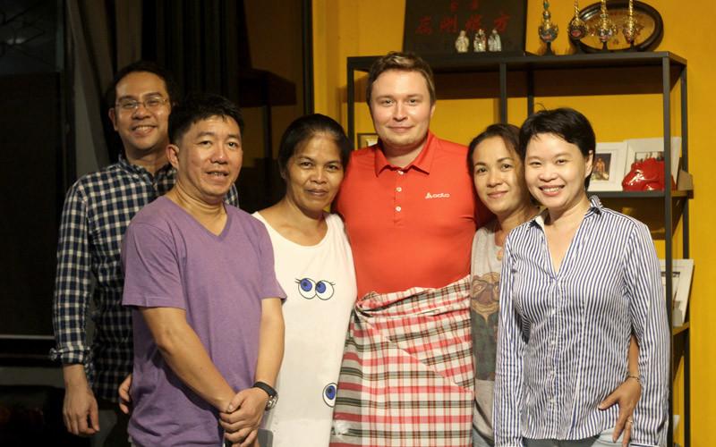 Meaw's Rezept für knusprigen Papayasalat