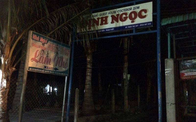 Gesucht und gefunden: Der Taxisuppenstand in Mui Ne