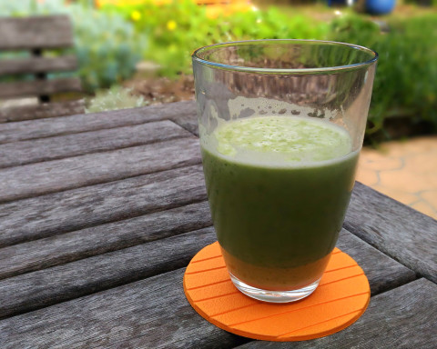 """Donnas """"Power Pear Drink"""": ein Rezept aus Australien"""