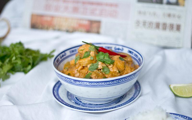 War's das jetzt? Ein Rezept für Massaman Curry und ein Tipp gegen Fernweh
